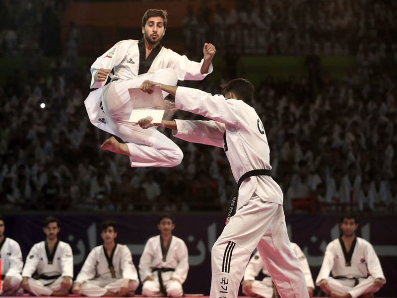 taekwondo day 2019 - IRAN FED TKD (43)