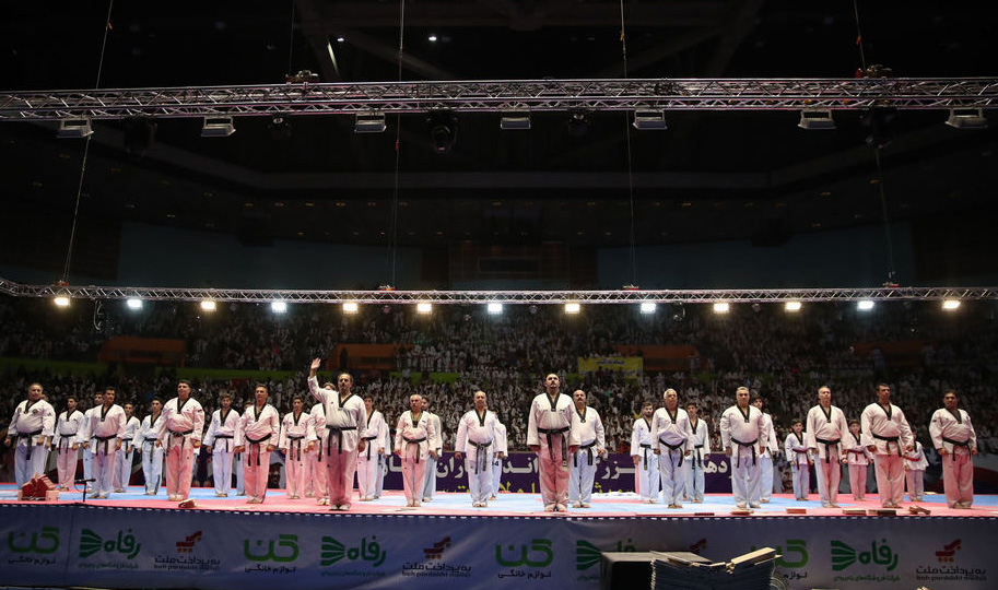taekwondo day 2019 - IRAN FED TKD (47)