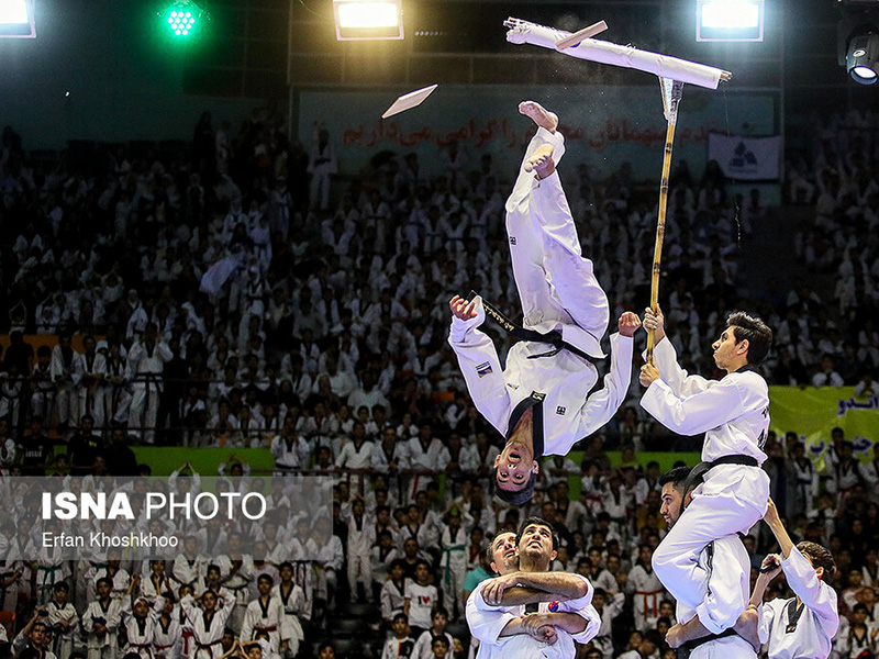 taekwondo day 2019 - IRAN FED TKD (62)