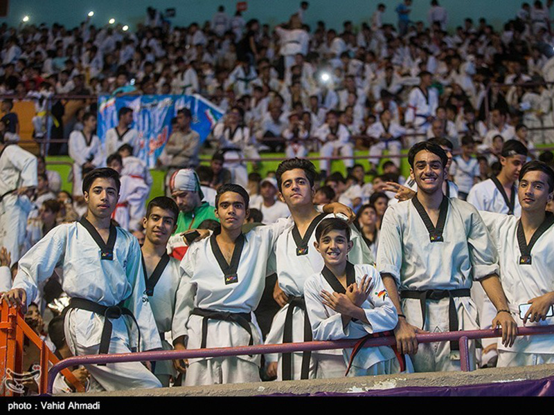 taekwondo day 2019 - IRAN FED TKD (66)