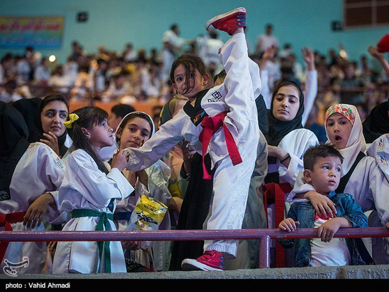 taekwondo day 2019 - IRAN FED TKD (70)
