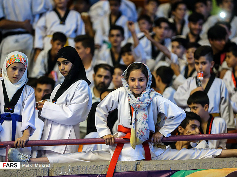 taekwondo day 2019 - IRAN FED TKD (78)