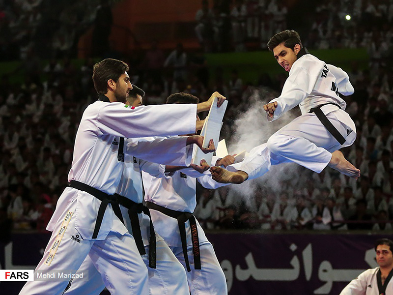 taekwondo day 2019 - IRAN FED TKD (80)