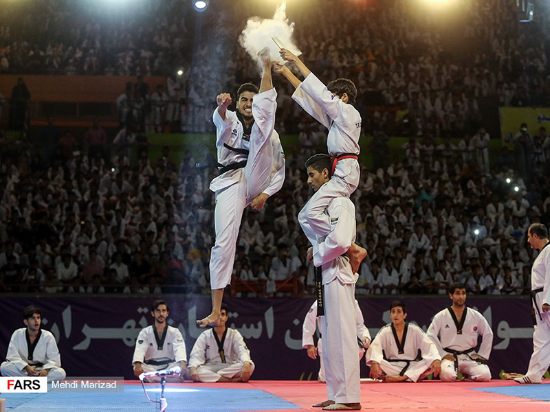 taekwondo day 2019 - IRAN FED TKD (81)