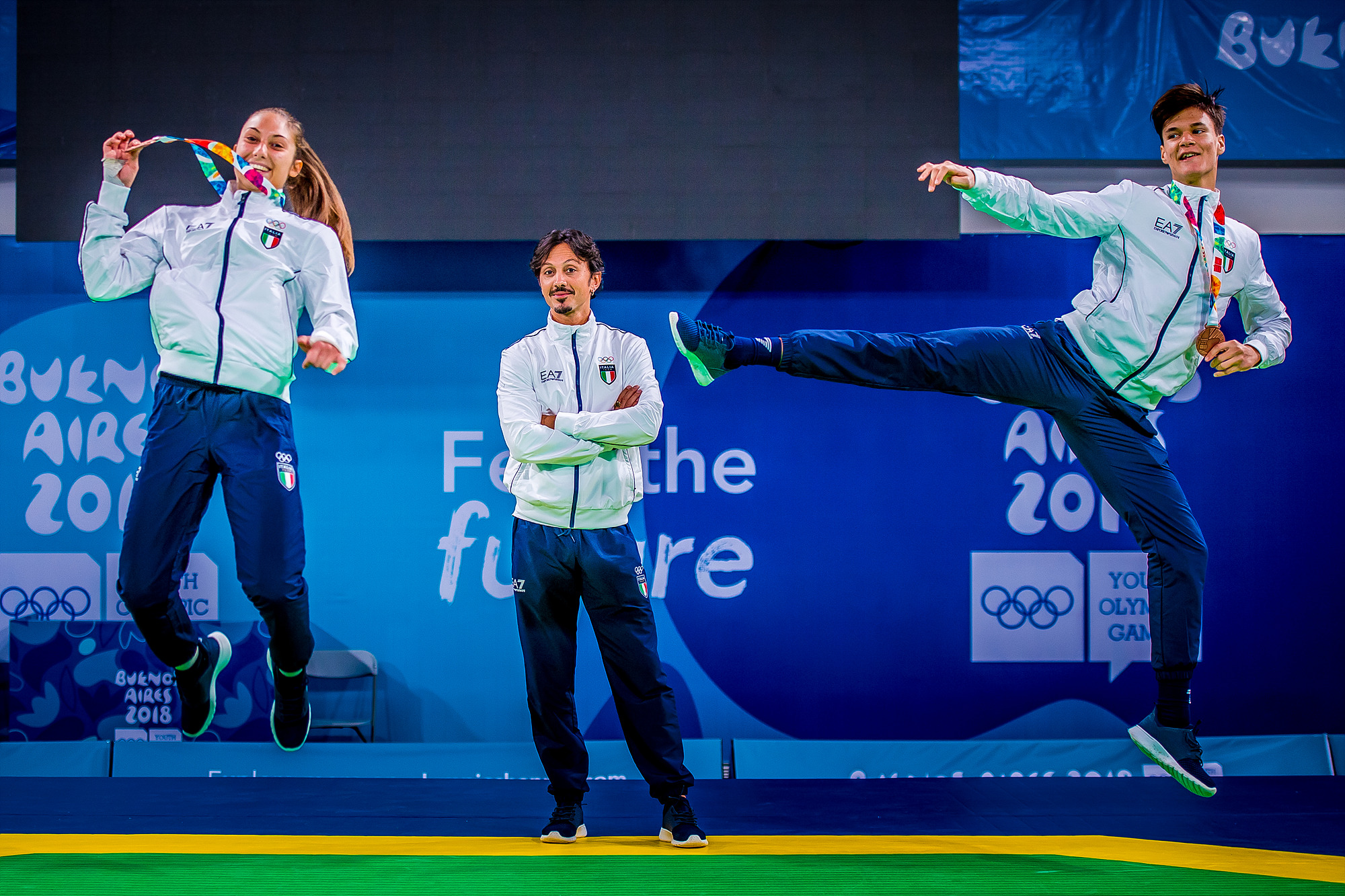 사본 -YOG (10.10.2018) Evening-78_ITALY_two qualified two bronze medals