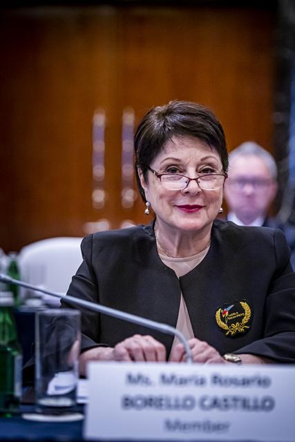 WT Council Member Maria Borello