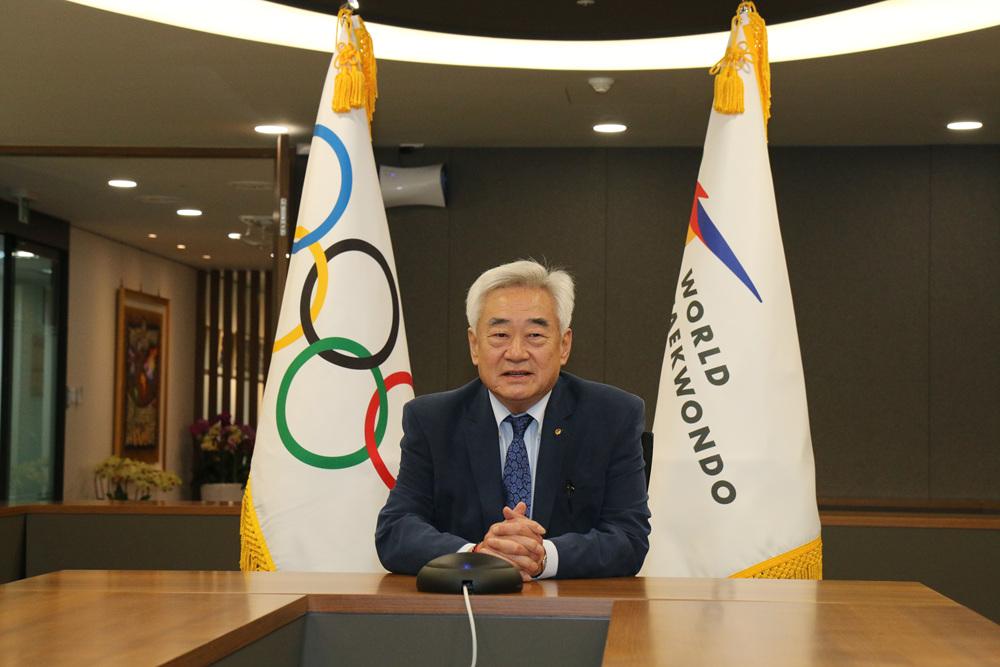WT President Choue