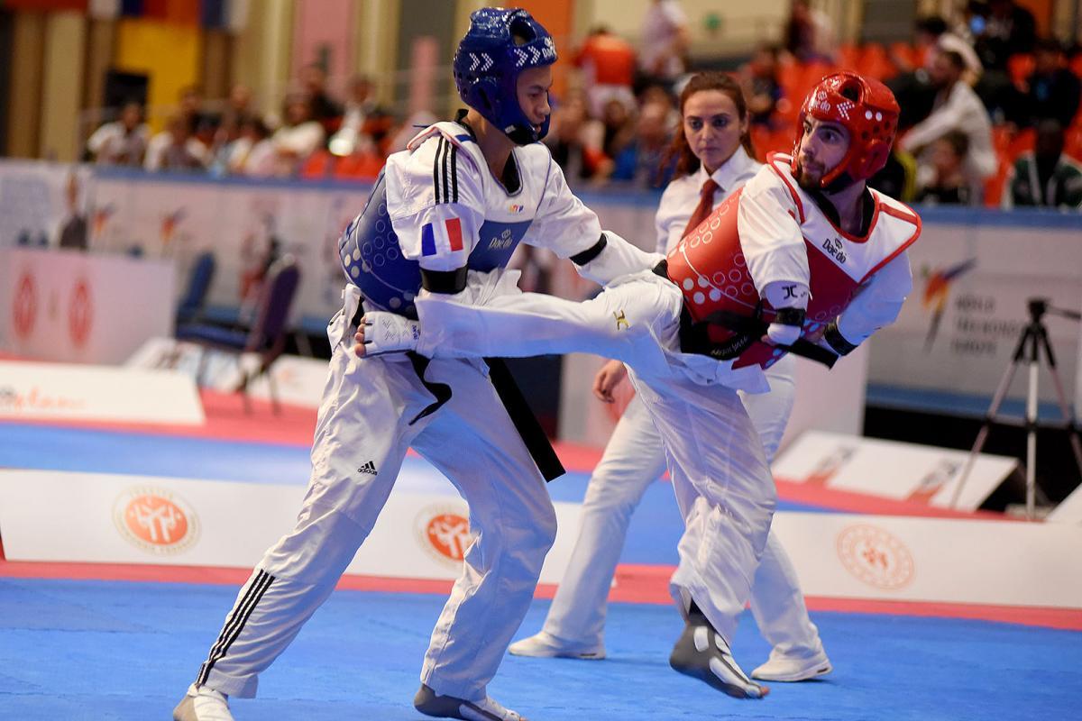 ⓒTurkey Taekwondo Federation