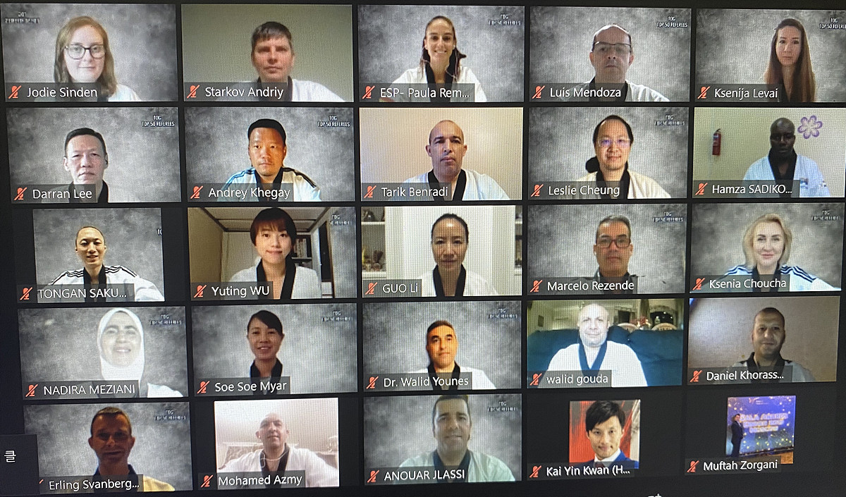 Virtual Training of Top 50 WT IRs for Tokyo 2020 OG_Day 2 (3)