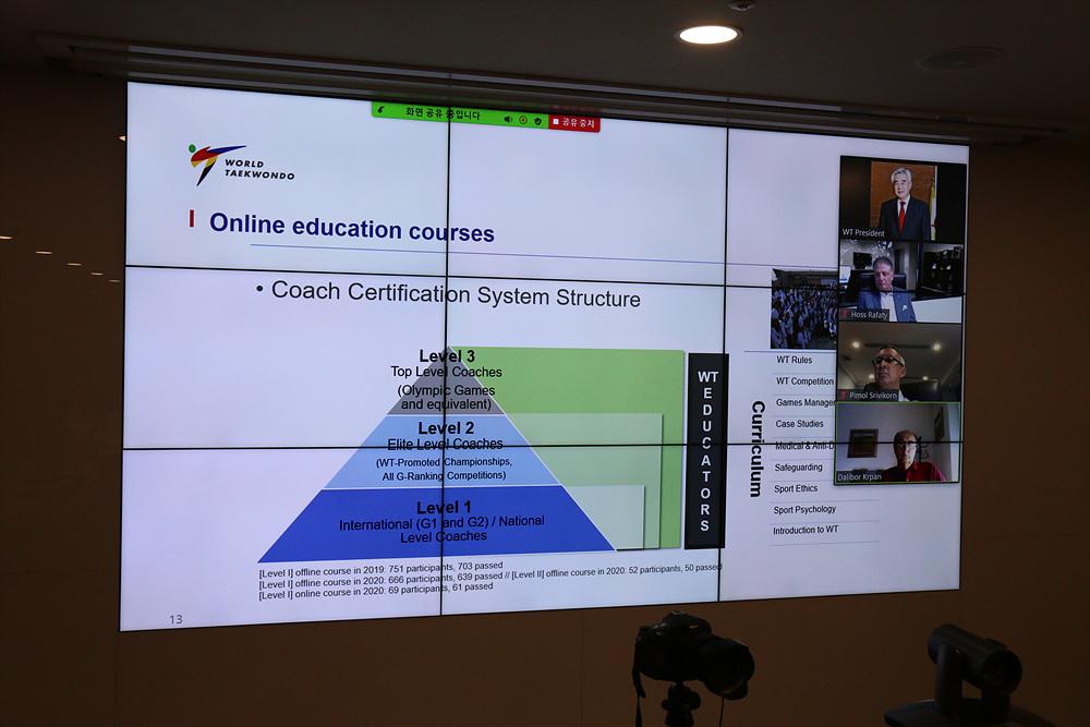 WT Virtual Extraordinary Council Meeting 1