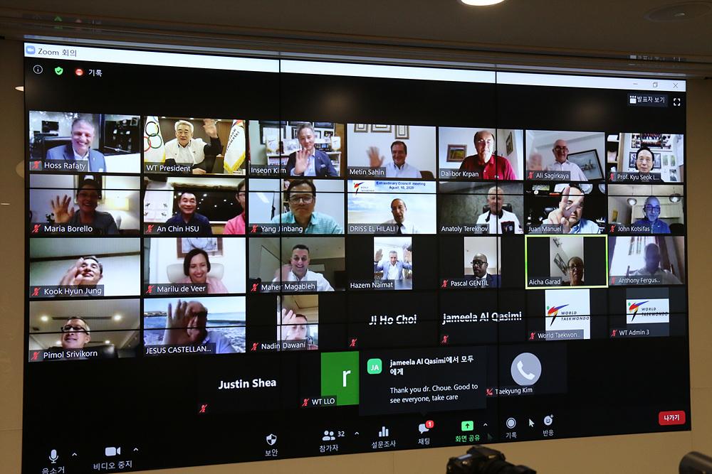 WT Virtual Extraordinary Council Meeting 3