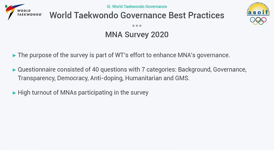 ASOIF presentation_MNA Survey