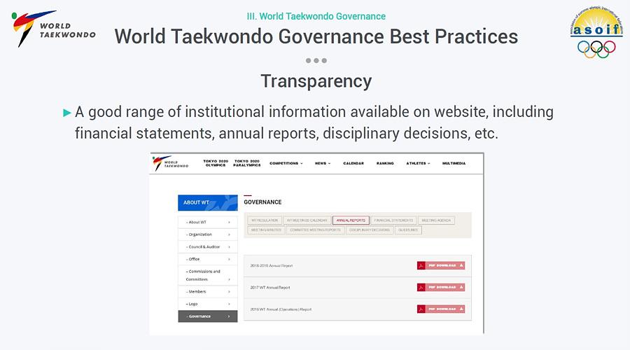 ASOIF presentation_Transparency